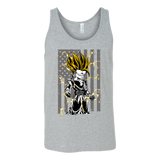 American Super Saiyan Gohan UniSex Tank Top T Shirt - TL00003TT - The TShirt Collection