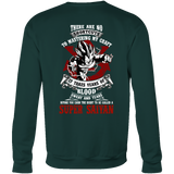 Super Saiyan Vegeta train to get title Sweat shirt - TL00052SW