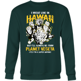 Super Saiyan Hawaii Sweatshirt T shirt - TL00094SW