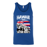 Super Saiyan HAWAII Grown Saiyan Roots Unisex Tank Top T Shirt - TL00165TT