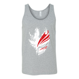 Bleach - Ichigo Mask - unisex tank top t shirt - TL00856TT - The TShirt Collection