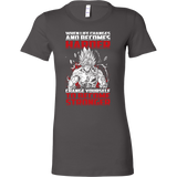 Super Saiyan Bardock become stronger Woman Short Sleeve T Shirt - TL00474WS