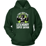 Broly Legendary Super Saiyan Unisex Hoodie T shirt - TL00004HO - The TShirt Collection