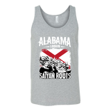 Super Saiyan Alabama Unisex Tank Top T Shirt - TL00159TT