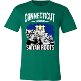 Super Saiyan Connecticut Men Short Sleeve T Shirt - TL00163SS