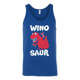 Dinosaur - Winosaus - Unisex Tank Top T Shirt - TL00850TT - The TShirt Collection