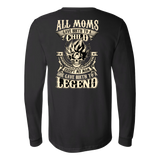 Super Saiyan Goku Mom Long Sleeve T shirt - TL00033LS