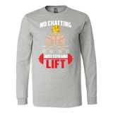 Super Saiyan Goku Gym Lift Up Long Sleeve T shirt - TL00462LS