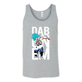 Super Saiyan Goku God Dab Unisex Tank Top T Shirt - TL00497TT