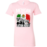 Super Saiyan Mexican Grown Saiyan Roots Woman Short Sleeve T Shirt - TL00156WS