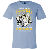 Super Saiyan Tennessee Men Short Sleeve T Shirt - TL00079SS