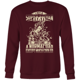 Super Saiyan Vegeta and Trunks Dad Sweatshirt T Shirt - TL00460SW