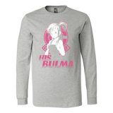 Super Saiyan Vegeta Bulma Long Sleeve T shirt - TL00493LS