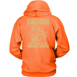 Super Saiyan Gohan Show Mercy in Battle Unisex Hoodie T shirt - TL00446HO