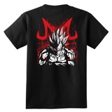 Super Saiyan - Majin Vegeta - Youth Kid T Shirt - TL00876YS