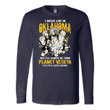 Super Saiyan Oklahoma Long Sleeve T shirt - TL00084LS