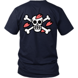 One Piece - Chopper symbol - Men Short Sleeve T Shirt - TL00907SS