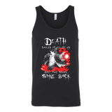 "One Piece - Ace : "" Only The Brave Smile Back "" - Unisex Tank Top - TL01267TT"