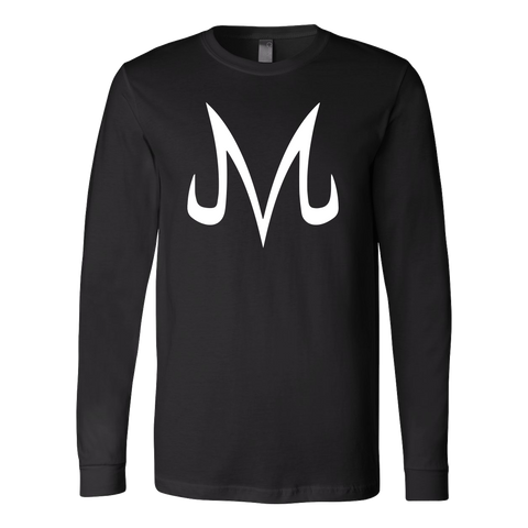 Super Saiyan - MAJIN - Unisex Long Sleeve T Shirt - TL01268LS