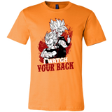 Super Saiyan Goku and Vegeta Men Short Sleeve T Shirt -TL00031SS
