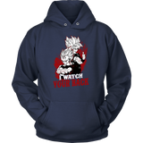 Super Saiyan Goku and Vegeta Unisex Hoodie T shirt - TL00031HO