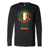 Limited Edition Irish Long Sleeve T Shirt - TL00646LS