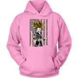 American Super Saiyan Gohan Unisex Hoodie T shirt - TL00003HO - The TShirt Collection