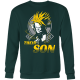 Super Saiyan Trunk Son Sweatshirt T Shirt - TL00508SW