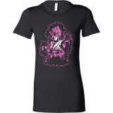 Super Saiyan - Super Saiyan Rose - Woman Short Sleeve T Shirt - TL00821WS