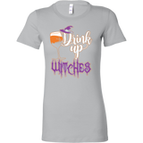 Halloween - Drink up witches - Women Short Sleeve T Shirt - TL00809SW