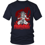 Fairy Tail - Natsu Dragon Slayer - Men Short Sleeve T Shirt - TL00916SS