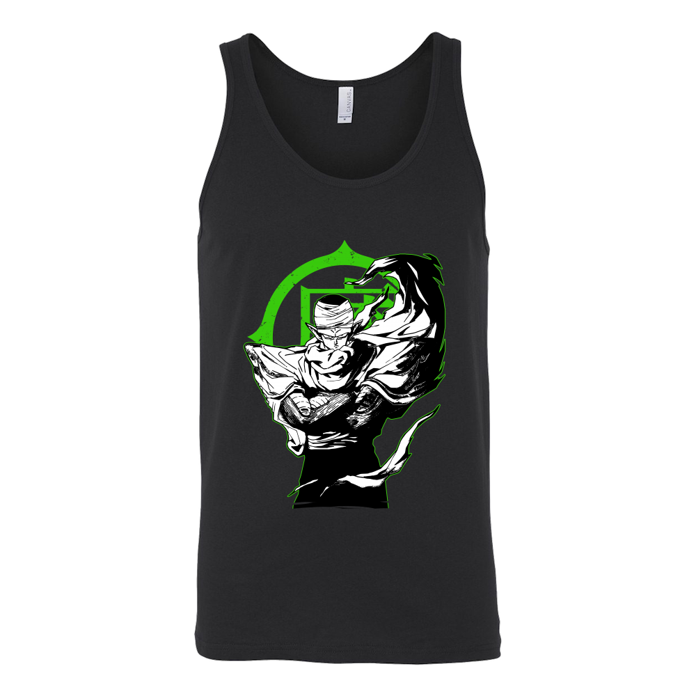 Saiyan Namek Piccolo Tank top  Shirt - TL00009TT