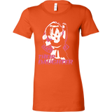 Super Saiyan Pan Daughter Woman Short Sleeve T Shirt - TL00506WS