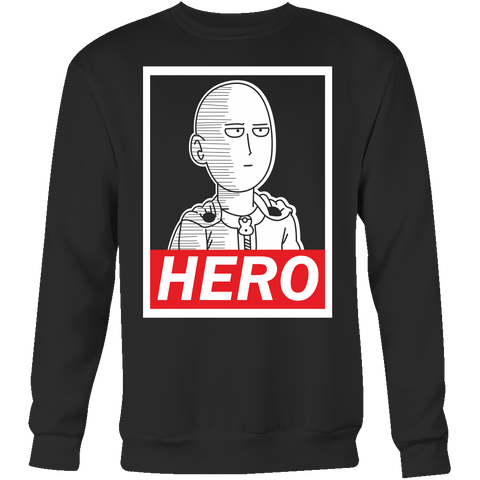 One Punch Man- Saitaman Hero -Unisex Sweatshirt –TL01150SW