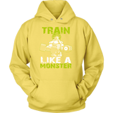Super Saiyan Broly Train Like A Monster Unisex Hoodie T shirt - TL00554HO