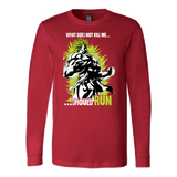 Super Saiyan Broly Long Sleeve T shirt - TL00117LS