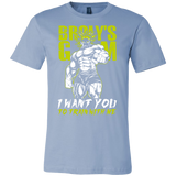 Super Saiyan Broly Training Gym Men Short Sleeve T Shirt - TL00540SS