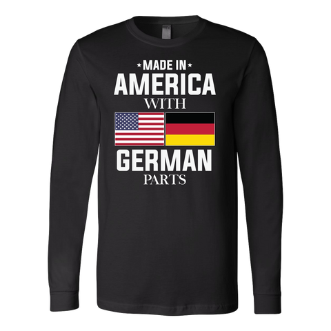 Limited edition german Long Sleeve T Shirt - TL00666LS