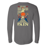 Naruto Pain Learn Long Sleeve T shirt- TL00262LS