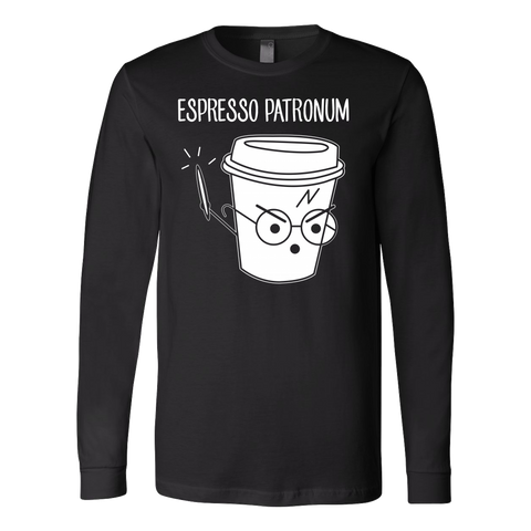 Espresso Patronum Long Sleeve T Shirt - TL00634LS - The TShirt Collection
