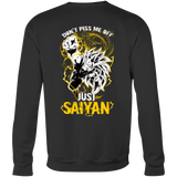 Super Saiyan Goku Dragon Fist Sweatshirt T shirt - TL00036SW
