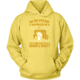 Hobbies - on the 8th day god created the redheads 2 - unisex hoodie t shirt - TL00832HO