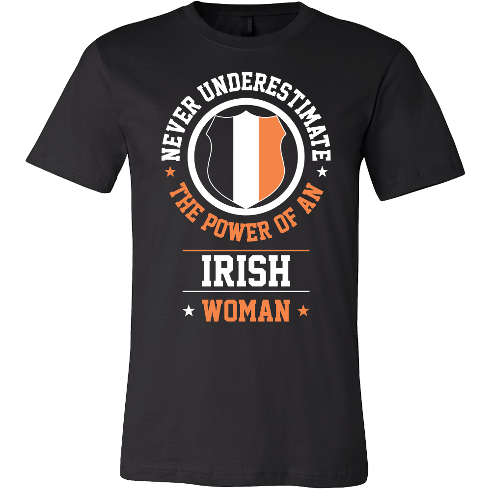 Limited Edition Irish Men Short Sleeve T Shirt - TL00645SS