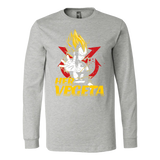 Super Saiyan Her Vegeta Long Sleeve T shirt - TL00505LS