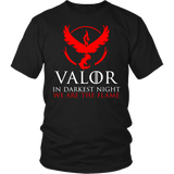 Pokemon valor in darkness knight we are the flame Men Short Sleeve T Shirt - TL00627SS