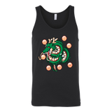 Super Saiyan Shenron with balls Unisex Tank Top T Shirt - TL00118TT