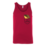Taco mexican taco tuesdays pocket Unisex Tank Top Funny T Shirt - TL00600TT