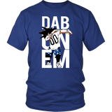 Super Saiyan Goku Dab Men Short Sleeve T Shirt - TL00495SS