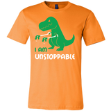 Dinosaur - I am unstoppable - Men Short Sleeve T Shirt - TL00845SS - The TShirt Collection