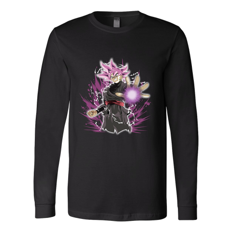 Super Saiyan - Black Goku -Unisex Long Sleeve –TL01151LS